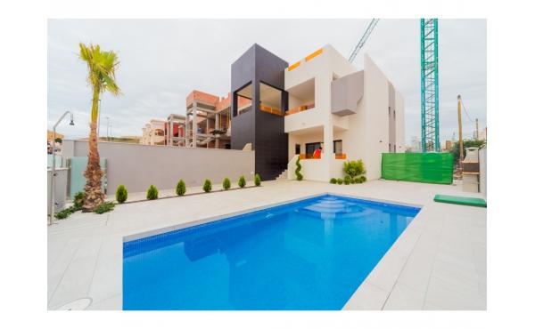 Nya, attraktiva lägenheter i Torrevieja