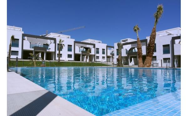 Nya, exklusiva lägenheter nära Guardamars strand
