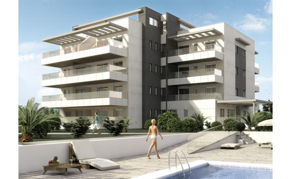 Nya lyxiga lägenheter i Los Dolses