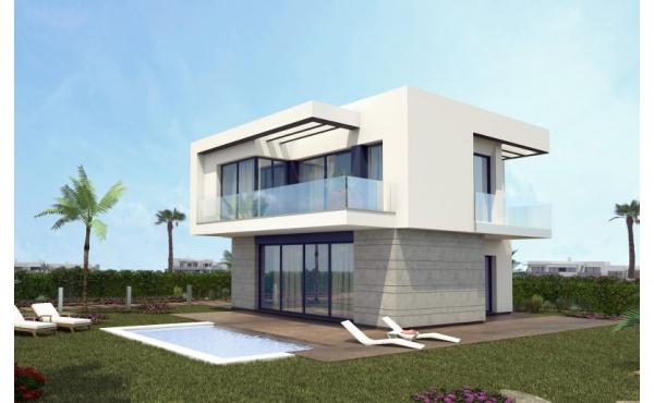 Nybyggda lyx radhus med modern design 3sovrum