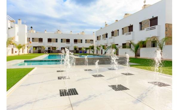 Nyproducerade lägenheter med ett fantastiskt Läge och nära stranden