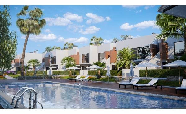 Nyproducerade lägenheter med ett fantastiskt läge med närhet till Golfbana