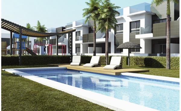 Nya, moderna lägenheter i Pilar De La Horadada