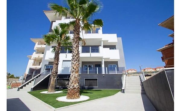 Billig nybyggd lägenhet i Villamartin