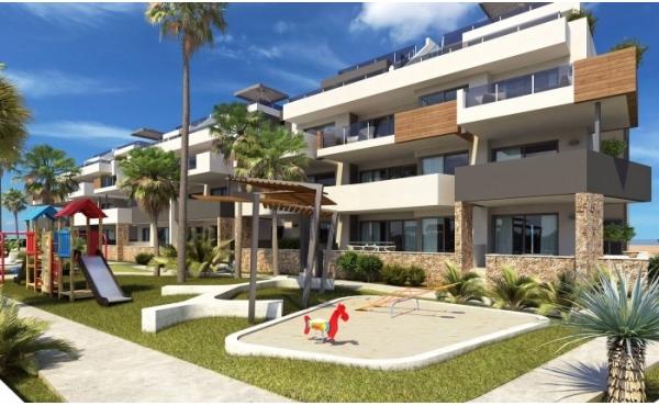 Nybyggd lägenhet i Los Altos