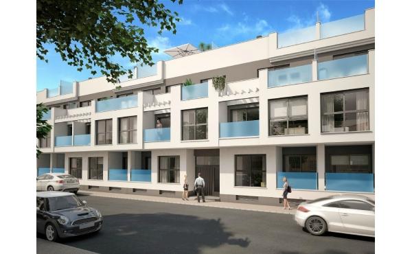Moderna lägenheter i Torrevieja