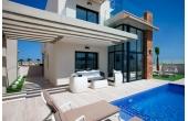 321, 3 sovrum Villa med pool i Lomas de Cabo Roig