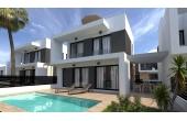 324, Modern Villa till salu i Lomas de Cabo Roig