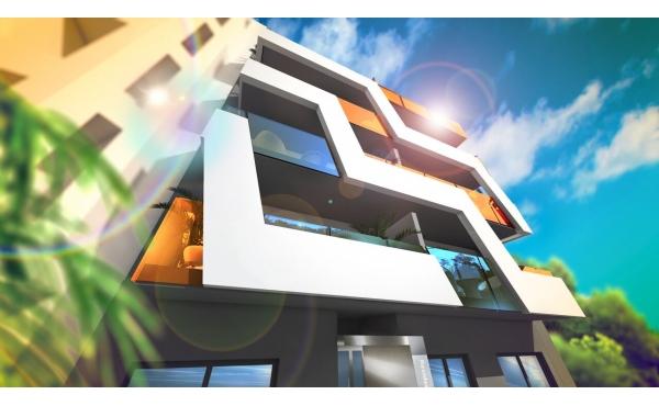 Nybyggd lägenhet i Torrevieja