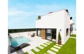 339, Modern villa nära golfbanan