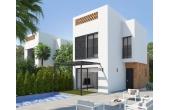 350, Moderne vrijstaande villa's te koop