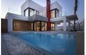 356, Lyxig villa vid Mar Menor havet nära golfbanan