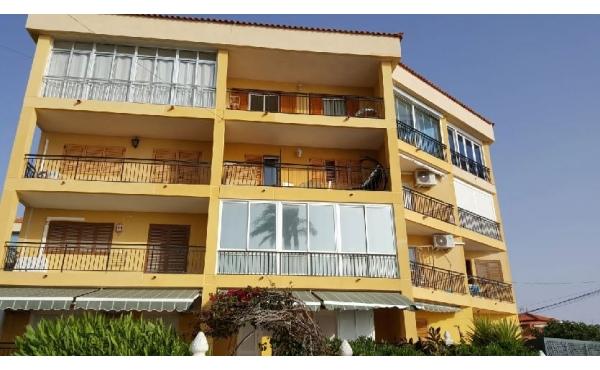 Lägenhet till salu nära stranden