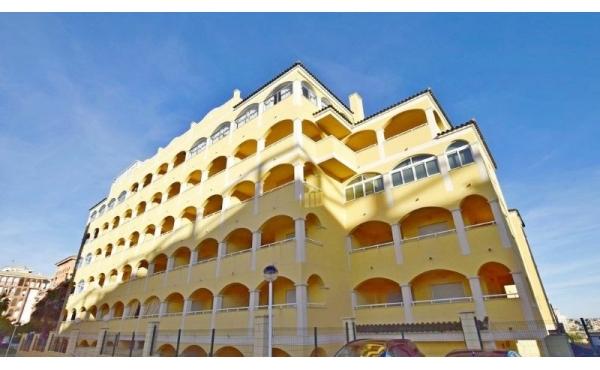 Fynd nybyggd lägenhet i La Mata
