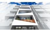 375, Helt ny byggnad av 12 moderna lägenheter nära stranden