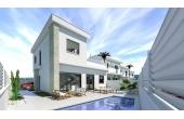 381, Helt ny villa med 3 sovrum, 2 badrum och pool