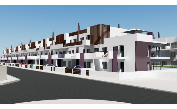 Brand new apartments just 300m from the beach
